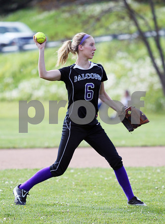 2013 District IX Softball Playoffs Clarion-Limestone @ Coudersport