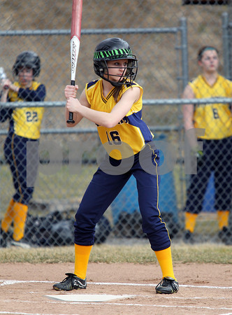 2013 Northern Potter Softball @Coudersport