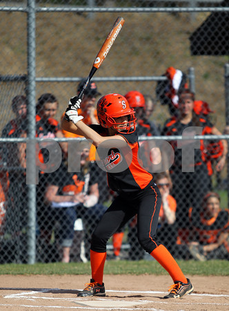 2013 Smethport Softball @ Coudersport