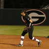 Georgia infielder Justice Milz (2) during the Bulldogs' game against Kentucky at Jack Turner Stadium in Athens, Ga. on Sunday, March 19, 2017. (Photo by Cory A. Cole)