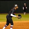 Georgia infielder Ciara Bryan (4) during the Bulldogs' game against Louisiana-Monroe at Jack Turner Stadium in Athens, Ga., on Saturday, February 18, 2017. (Photo by Cory A. Cole)