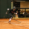 Georgia outfielder Maeve McGuire (17) during the Bulldogs' game against Louisiana-Monroe at Jack Turner Stadium in Athens, Ga., on Saturday, February 18, 2017. (Photo by Cory A. Cole)