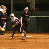 Georgia infielder Lacey Sumerlin (25) during the Bulldogs' game against Louisiana-Monroe at Jack Turner Stadium in Athens, Ga., on Saturday, February 18, 2017. (Photo by Cory A. Cole)