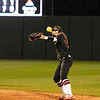 Georgia infielder Jordan Doggett (10) during the Bulldogs' game against Louisiana-Monroe at Jack Turner Stadium in Athens, Ga., on Saturday, February 18, 2017. (Photo by Cory A. Cole)