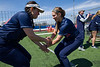 2018 - Macalester College Softball hosts St Thomas<br /> <br /> -- Copyright Christopher Mitchell / SportShotPhoto.com