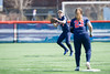 2018 - Macalester College Softball hosts St Thomas<br /> <br /> -- Copyright Christopher Mitchell / SportShotPhoto.com