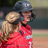 Lu Harris-Champer and Kyler Armistead – Georgia vs. Missouri – April 8, 2018