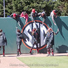 The traditional between innings greeting I leave grounds crew – Georgia vs. Bucknell – March 14, 2018