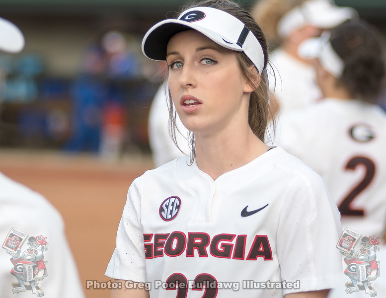 Tyler Armistead – Georgia vs. Florida – March 16, 2018