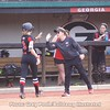 Kendall Burton & Lu Harris-Champer  - UGA vs. Mercer - April 14, 2018