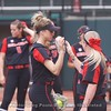 Kendal Burton & Kylie Bass  - UGA vs. Mercer - April 14, 2018