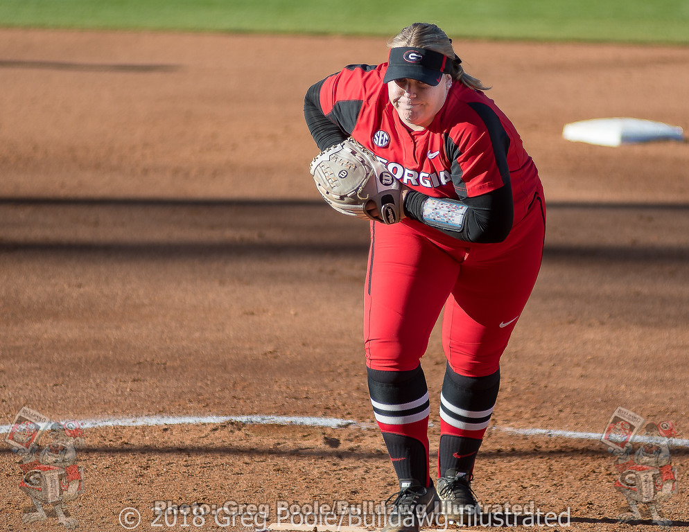Brittany Gray – Georgia vs. Radford – March 2, 2018