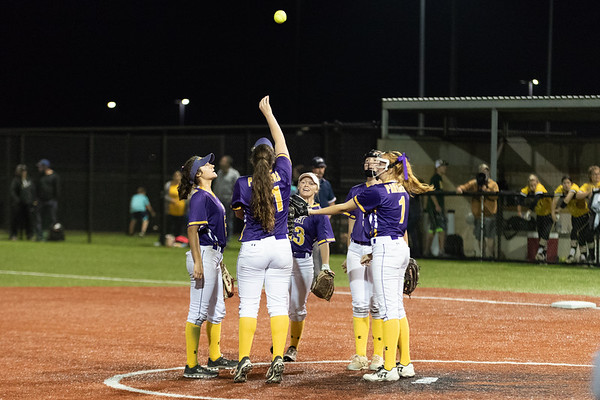 2018-05-04 - LHHS Softball vs Gatesville