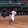 Georgia infielder Ciara Bryan (4) during the Bulldogs' game against Georgia Southern at Jack Turner Stadium in Athens, Ga. on Wednesday, March 21, 2018. (Photo by Steffenie Burns)
