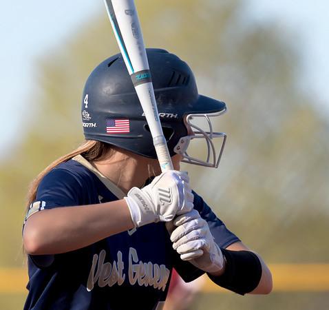 Jamesville-DeWitt at West Genesee - Softball - Apr 24, 2017