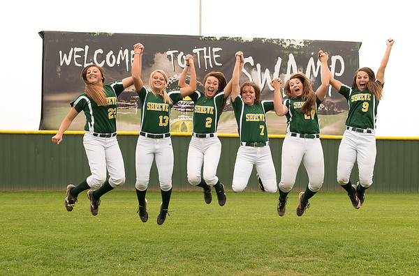 Captain Shreve Softball 2014