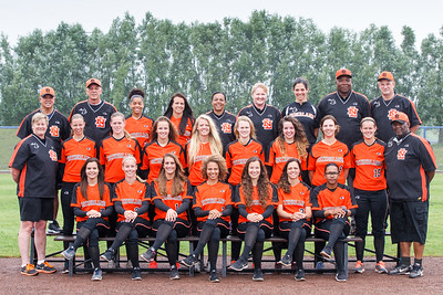 EK Softball 2015 Rosmalen