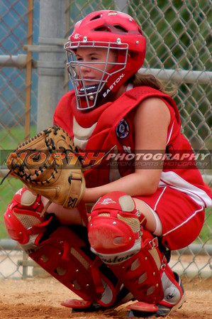 08-23-09 East Meadow Fillies vs. LAC Firecrackers
