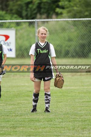 05/29/2010 (14U) Thunder vs. Scarsdale Raiders