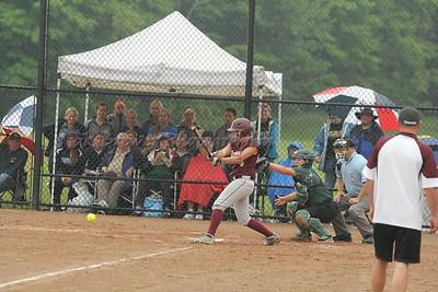 HCHS  Varsity softball vs ZW districts