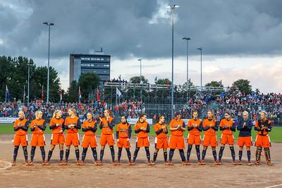 USA - Netherlands (15-08-2014)