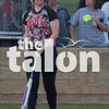 Lady Eagles take on Aubrey on 5/5/17 at Guyer High School in Denton, Texas. (Connor Repp / The Talon News)