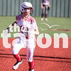 The Lady Eagles play Bridgeport at Argyle highschool on April 18, 2017 Tuesday, April 18 at Argyle HIghschool in Argyle, TX. (Quinn Calendine / )