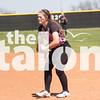 Lady Eagles softball take on Krum LeopardsSaturday, April 2 at Argyle High School in Argyle, TX. (Micki Hirschhorn / )