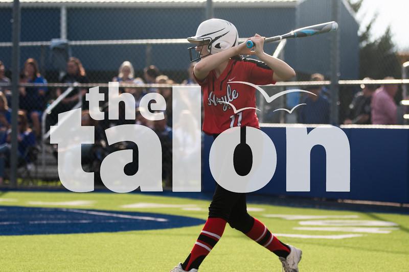 {softball} at {drum high school} in {drum}, {tx}, on January 22, 2019, (Katy McBee / The Talon News)