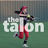 Lady Eagles softball takes on Nolan Catholic at Argyle High School in Argyle, Texas on 3/25/19. (Georgia Penn/ The Talon News)