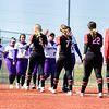 Lady Eagles defeat Paschal with a final score of 12-5. Photos by Jordyn Tarrant / The Talon News