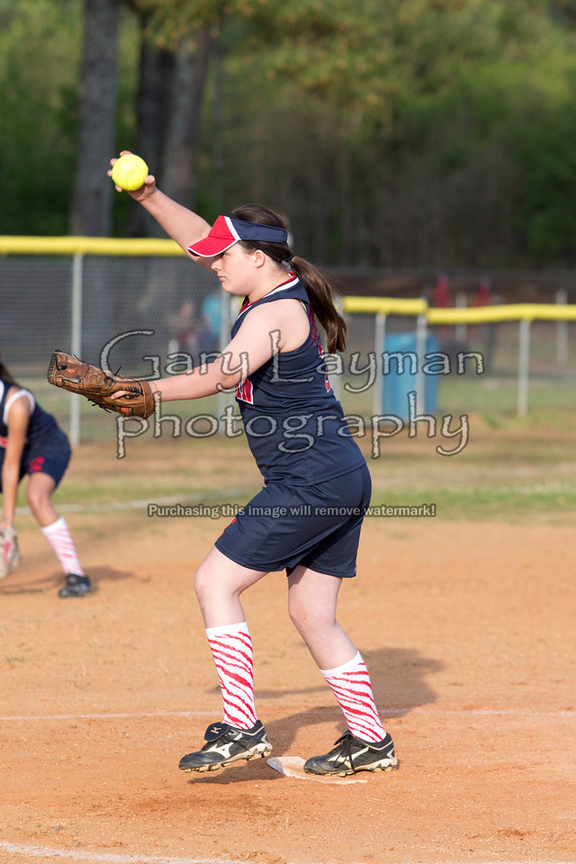 League Softball 2013