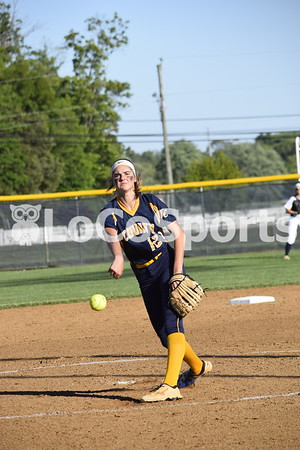 Softball: Loudoun County 11, Heritage 1 by Lorallye Partlow on May 15, 2017