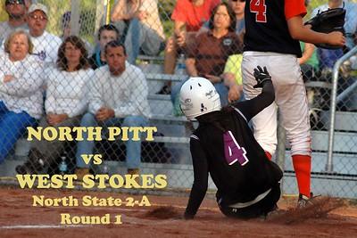 North Pitt vs West Stokes, Round 1 2008