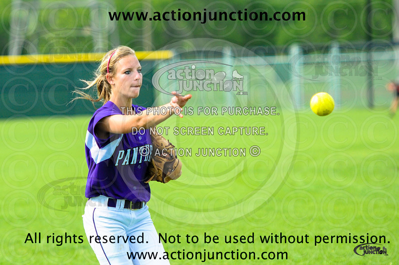 Ridge Point Softball 2012