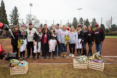 SB | Whitworth (Senior Day) | April 14, 2018