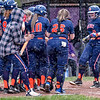 Christian Brothers Academy vs Solvay - Softball - April 12, 2019