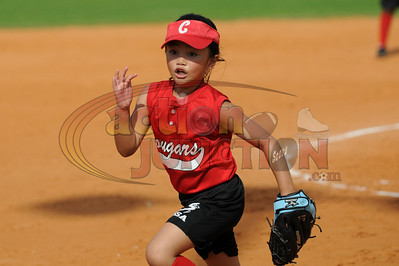 8U Vipers vs Cougars  128