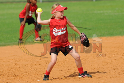 8U Vipers vs Cougars  132