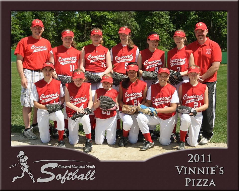 Concord National Softball