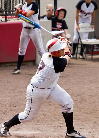 Lady Blazer Softball 2010