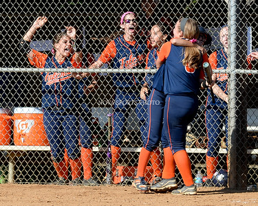 Softball: 2014 VHSL 5A Semi-final, Prince George vs. Briar Woods 6.14.14