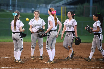 Softball: Herndon vs. Dominion 5.4.16