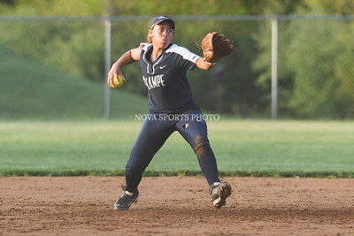 Softball: John Champe vs. Dominion 4.28.17