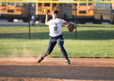 Softball: Kettle Run vs. John Champe 4.20.16