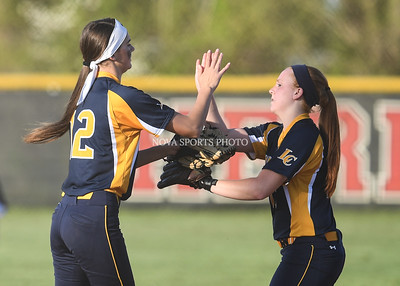 Softball: Loudoun County vs. Heritage 4.17.17
