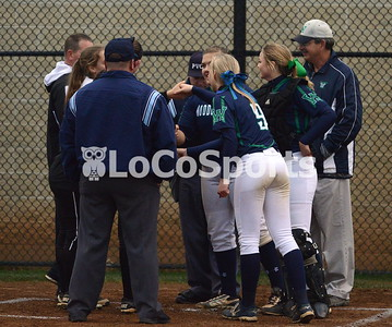 Softball:  Woodgrove 13, Freedom 0 by Becky Alexander on April 29, 2016