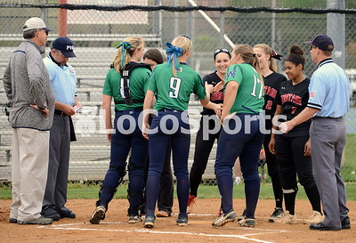 Softball: Woodgrove 6, Heritage 0 by Becky Alexander on April 22, 2016