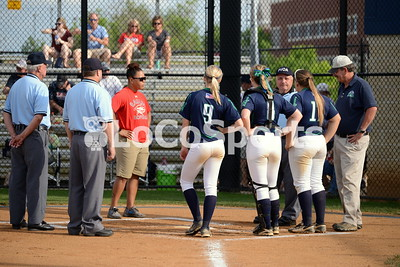Softball:  Woodgrove 6, Liberty 2 by Becky Alexander on May 30, 2016