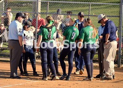 Softball: Woodgrove 7, James Wood 0 by Becky Alexander on April 18, 2016